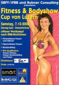 Cup of Luzern IFBB 2000